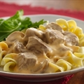 Budget Beef Stroganoff