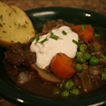 Burgundy Beef Stew