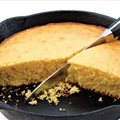 Buttermilk Skillet Cornbread