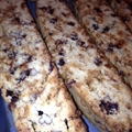Butterscotch Heath Bar Biscotti