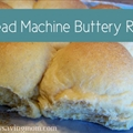 Buttery Yeast Rolls