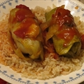 Cabbage Rolls (Healthy, Ground Beef)