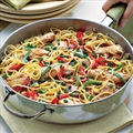 Cajun Chicken Pasta (Cooking Light Version)