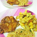 Cajun Pork Chops
