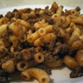 Campbell's Beefy Pasta Skillet