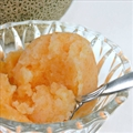 Cantaloupe Sorbet