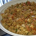 Caprese Couscous Salad