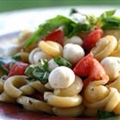 Caprese Pasta Salad with Lemon Vinaigrette