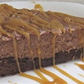 Caramel Mocha Cheesecake
