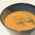 Carrot-Leek Soup with Thyme