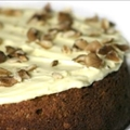 Carrot, Pineapple & Walnut Cake