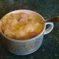 Cauliflower Ham Chowder