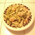 Cavatelli, Broccoli And Shrimp