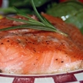 Cedar-Planked Salmon