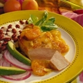 Cerdo con Frutas (Pork Chops with Fruit)