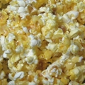 Cheddar Cheese Popcorn
