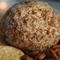 Cheddar-Ranch Cheese Ball