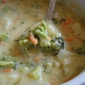 Cheesy Vegetable Chowder