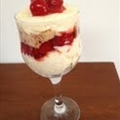 Cherry Cheesecake Parfaits