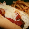 Chicago-style Italian Sausage Subs