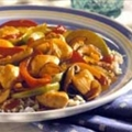 Chicken and Apple Stir-fry