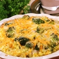 Chicken and Broccoli Casserole - Cheesy