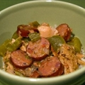 Chicken and Sausage Gumbo (crockpot)