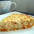 Chicken and Yam Quiche