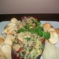 Chicken Banana Blossom Salad