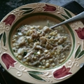 Chicken Corn Soup - Lancaster County, Pa