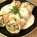 Chicken Crepes Supreme
