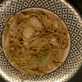 Chicken, Edamame, and Noodle Stir-fry