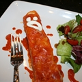 Chicken Enchilada Mummies