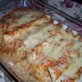 Chicken Enchiladas with a twist