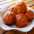 Chicken Meatballs in Tomato Sauce