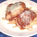 Chicken Parmigiana