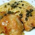 Chicken Piccata By CCheryl