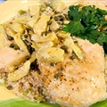 Chicken Piccata with Lemon, Capers and Artichoke Hearts