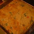 Chicken Pot Pie Casserole (Barbhoward)