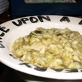 Chicken Risotto with Sage Butter