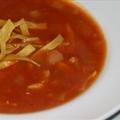Chicken Tortilla Soup ala Steve