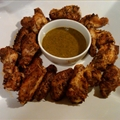 Chicken Wings with Salsa Verde
