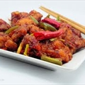 Chicken with chillies