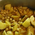 Chickpea and Artichoke Stew