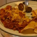 Chili Cheese Nacho Casserole