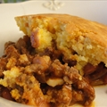 CHILI CORNBREAD CASSEROLE (18)