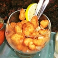Chinese Popcorn (Sweet and Pungent Shrimp)