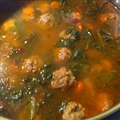 Chipotle Albondigas Soup