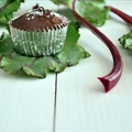Chocolate Beet Cupcakes