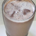 Chocolate Malted Milk Shake